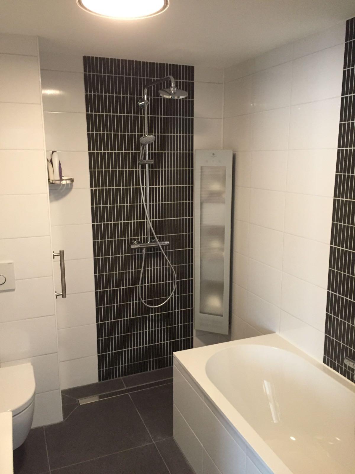 Badkamer renovatie Bergschenhoek - Bouwbedrijf Anker
